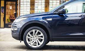 blue range rover interior land rover discovery sport 2017 long term test review by car