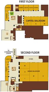 embassy suites floor plan gen con 2017 events