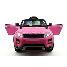 land rover kid 2017 range rover evoque style kids electric ride on car mp3 usb