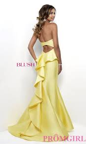 celebrity prom dresses evening gowns promgirl bl 11238
