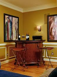 Living Room Bar Corner Living Room Bars With A Wood Stand Alone Bar Graces One
