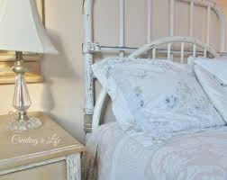 Vintage Bed Frames Creating A Life Vintage Iron Headboard Or Two