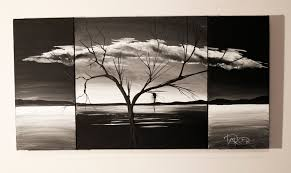 black and white painting ideas original modern abstract paintings by contemporary artist theo