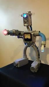 75 best robot lamp images on pinterest pipe lamp lighting ideas
