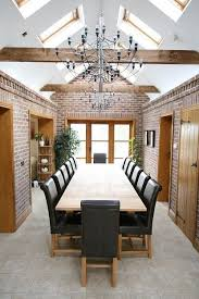 Best Large Dining Tables Ideas On Pinterest Large Dining - Extra long dining room table sets
