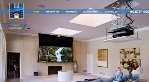 home theater install new website heavenly home theater osky blue