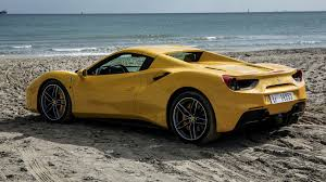 ferrari 488 engine ferrari 488 spider 2016 review by car magazine