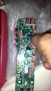 Human Touch Perfect Chair Replacement Parts Human Touch Ht 270 Main Pcb Kd514a Spare Parts Youtube