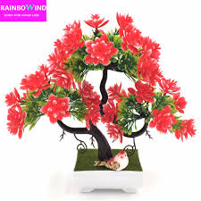 Decorative Flowers by Compare Prices On Fake Flower Vase Online Shopping Buy Low Price