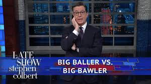 the late show with stephen colbert lavar didn t give