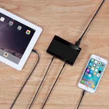 Smartphone Charging Station Kinkoo 10 Port Multiple Usb Charger Usb Charging Station Best