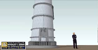 rts tall chimney design animation youtube