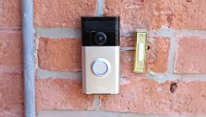 Front Door Monitor Camera by Ring Video Doorbell Review You Can Finally Tell The Delivery Guy