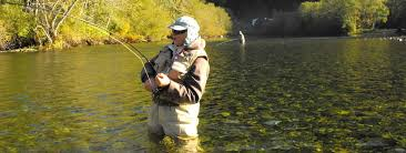 bc fly fishing for steelhead trout at island tides bc fishing