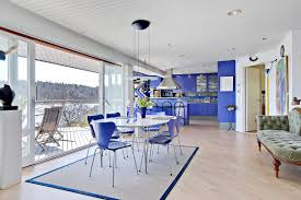 Blue Dining Room Royal Blue Dining Chairs Navy Blue Table Decorations Light Dining