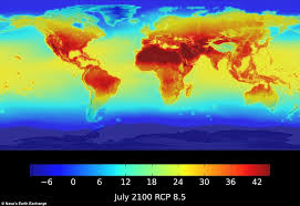 temperature map nasa maps reveal how the will need to adapt to climate