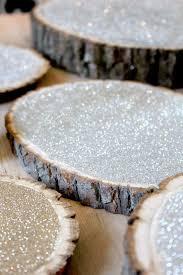 Pictures Of Tree Stump Decorating Ideas Best 25 Tree Slices Ideas On Pinterest Wood Log Crafts Log