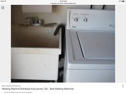 washing machine with sink do you have to have a p trap on a washing machine drain quora