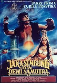film bioskop indonesia jadul metube id jaka sembung dan dewi samudra 1990