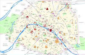 Paris Map Metro by Paris Metro Map And Of Paris For Kids Evenakliyat Biz
