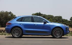 porsche macan turbo test of a tiger porsche macan turbo road test car india the