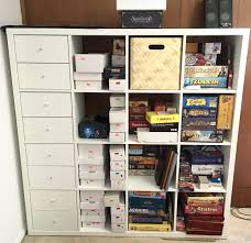 Board Game Storage Cabinet Magic The Gathering Collection Storage Target And Gaming