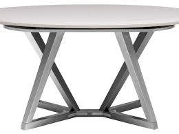 Round Dining Table Extends To Oval Magnificent Oval White Gloss Dining Table Tags White Oval Table