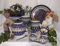 boleslawiec pottery in washington and on the web