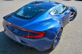 Aston Martin One 77 Interior Eye Candy Cobalt Blue Aston Martin One 77