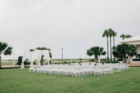 south padre island weddings erika and shane wedding namar event center