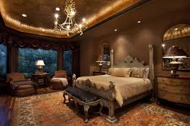 Decorating Ideas For Master Bedroom Sitting Area The Seating Area In The Master Bedroom Features Access To The Roof
