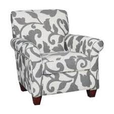 Grey And White Accent Chair Divani Casa Modern Eco Leather Accent Chair Products