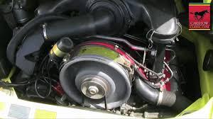 1990 porsche 911 engine 1973 porsche 911 carrera rs engine running carshowclassic com