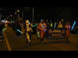 parade of lights tucson 501st legion tucson parade of lights 09 youtube