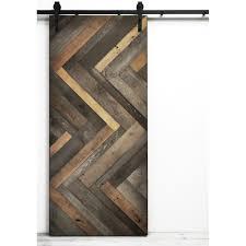 Bedroom Barn Doors by Exotic Dark Tone Pallet Wood Indoor Barn Doors For Bedroom Ideas