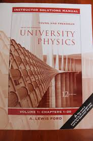 university physics instructor solutions manual vol 1 chapters 1