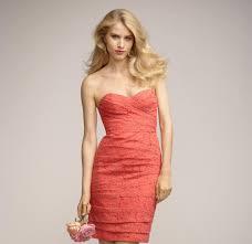 short coral bridesmaid dresses coral bridesmaid dresses ideas