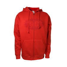 unisex 1969 full zip hoodie red robin retail store