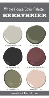 how do i the right color for my kitchen cabinets whole house color palette berrybrier land of laurel