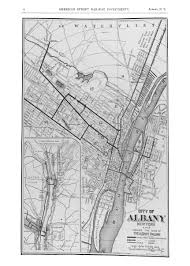 Street Map Of New York City by