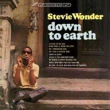 to earth stevie album