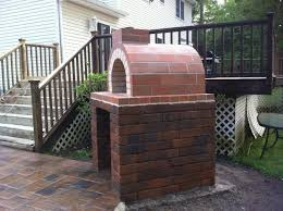 Diy Backyard Pizza Oven by A Perfectly Constructed Diy Wood Fired Brick Pizza Oven This Oven