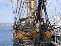 file pirate ship in harbor jpg wikimedia commons