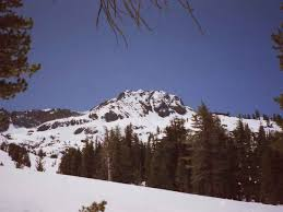 Rock Slides Will Remain Common Because Of The Significant Snowpack 2017 Tahoe To Whitney High Sierra Backpacking Calendar
