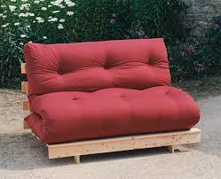 furniture logic tri fold futon mattress with classic design for