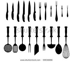 types of knives kitchen steel kitchen knife free vector stock graphics