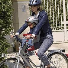 siege pour velo ok baby porte bébé avant pour vélo