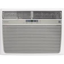 Window Ac With Heater Shop Frigidaire 18000 Btu 1050 Sq Ft 230 Volt Window Air