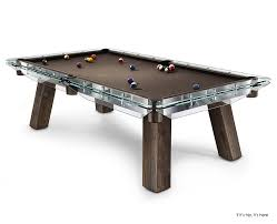 Pool And Ping Pong Table Calma E Gesso Adds Elegance To Billiard And Ping Pong Tables If