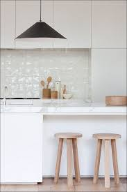 Neutral Color Kitchen - kitchen simple kitchen room white wooden cabinets stainless